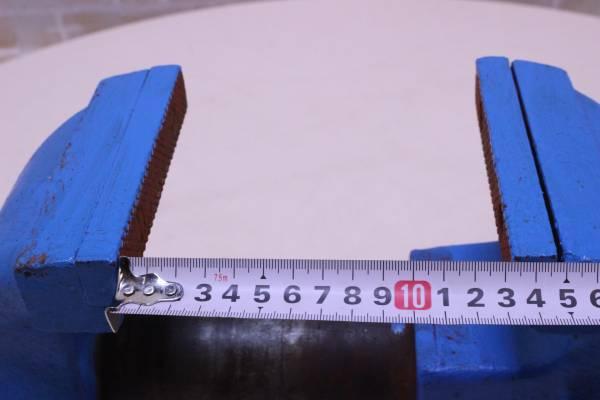 125強力万力 TRADECMCMARK 鉄製 バイス■(9509)_画像2