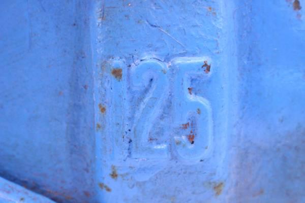 125強力万力 TRADECMCMARK 鉄製 バイス■(9509)_画像3