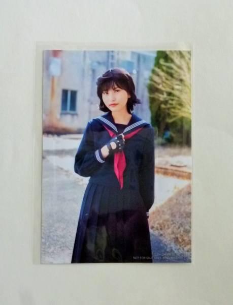 AKB48 福岡聖菜 シュートサイン 通常盤 生写真 タワレコ特典 指原莉乃 宮脇咲良_画像1
