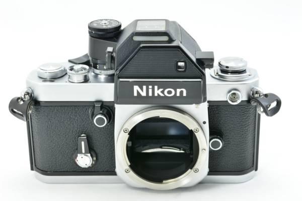 ニコン Nikon F2 Photomic Sファインダー #動作良好