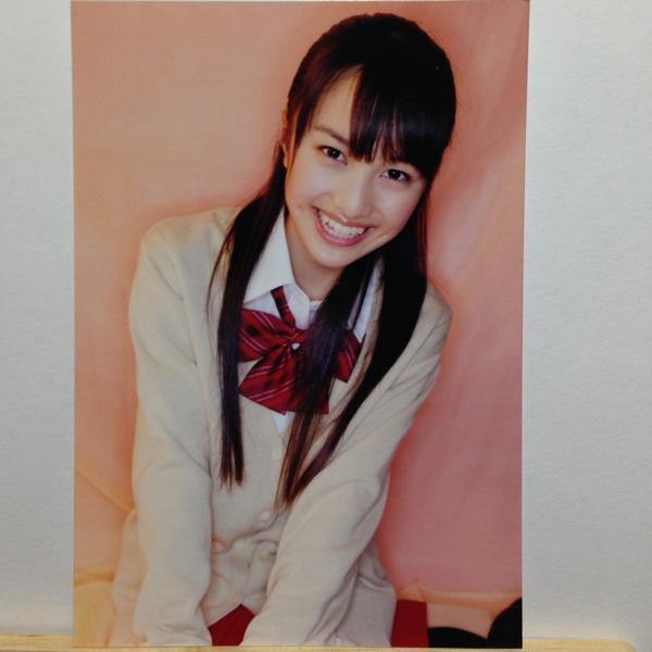 ももクロ 生写真 百田夏菜子 無印 購入特典 2010年