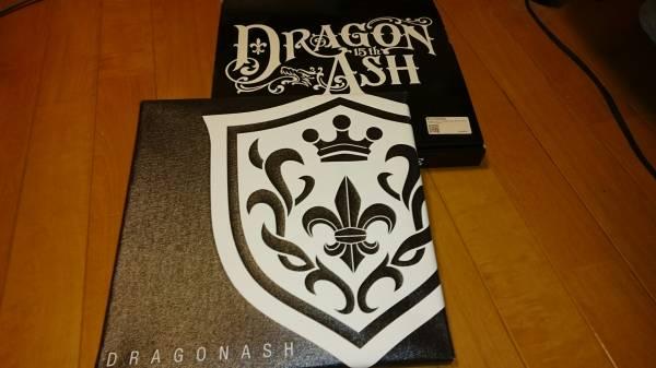 Dragon Ash 15周年 枚数限定アートパネル ライブグッズの画像