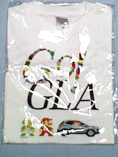 メルセデスベンツ GLA スーパーマリオ コラボ Tシャツ 非売品 当選品 懸賞品 激レア 120cm 新品 ベンツのマークとロゴ入り mercedes-benz_画像1