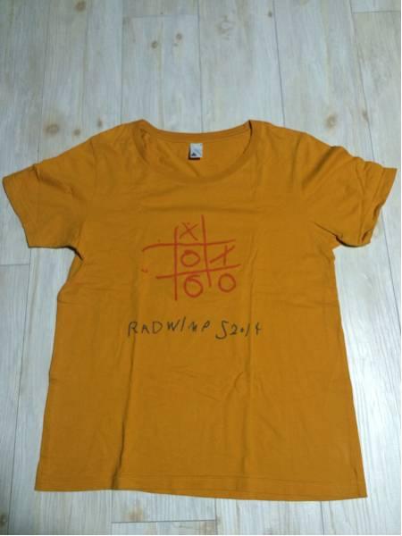 RADWIMPS ラッドウィンプス バンドTシャツ ツアーTシャツ バンT ライブグッズの画像