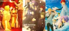 黒子のバスケ 同人誌3冊セット/hummel シア