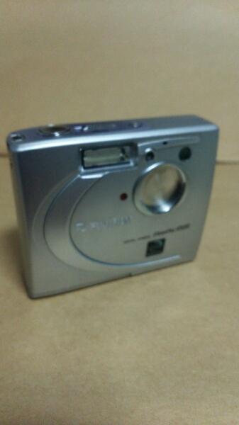 富士フィルム FinePix4500 中古品ジャンク