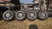 【中古】 タイヤ・ホイールセット 4本  215/45/17 8J  BMW 320I E90