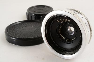 オリオン ORION-15 28mm F6 2.8cm F6 Leica ライカ L マウント Aランク商品 (3706)