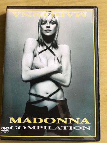 Madonna マドンナ 『COMPILATION』 ライブグッズの画像