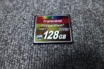 Transcend トランセンド CFカード 128GB ×1000
