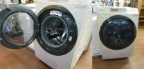 D2Z Panasonic パナソニック ドラム式洗濯乾燥機 NA-VX8600L 2016年製 白