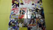 ◆悪魔のミカタ666 1-6巻 + シフト 1-3巻 + 紫色のクオリア + ヴィークルエンド + ジャストボイルド・オ'クロック 12冊セット うえお久光