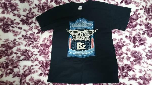 【B'z LIVE-GYM 2013 AEROSONIC エアロソニック】 エアロスミス コラボTシャツ