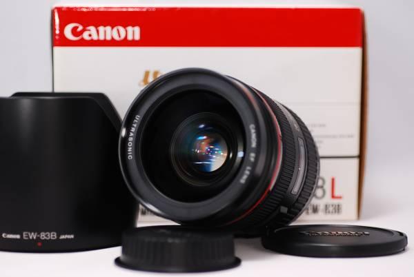 美品 Canon キヤノン EF 28-70mm F2.8 L USM #325