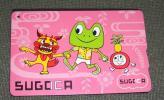 SUGOCA スゴカ 沖縄限定カード 残10円+デポジット500円