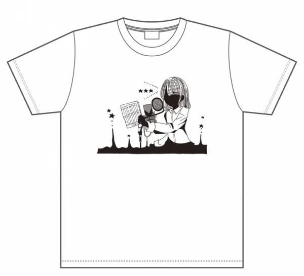 ☆ HKT48 山田麻莉奈 3/25発売 2017 3月 生誕記念Tシャツ 生写真付 ライブグッズの画像