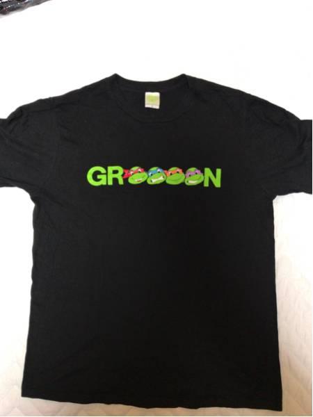 美品!!GReeeeNコンサート記念Tシャツ(^ν^) ライブグッズの画像