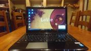 Lavie LS550/TSB Core i7-4700MQ 8G SSD256GB+SSHD1TB タッチ win10/8 offce2016