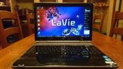 Lavie LL750/F2 Core i7-2670QM 8G 新品SSD240GB BD offce2016