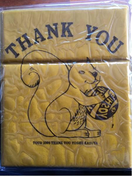 吉井和哉 the yellow monkey イエモン 39108 Thankyou ミラー ライブグッズの画像