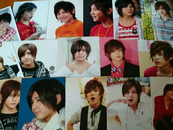 Hey!Say!JUMP 山田涼介公式写真21枚 コンサートグッズの画像
