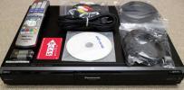 Kyпить 2番組W録画/DVD/HDDレコーダー Panasonic DMR-XW100■x на Yahoo.co.jp
