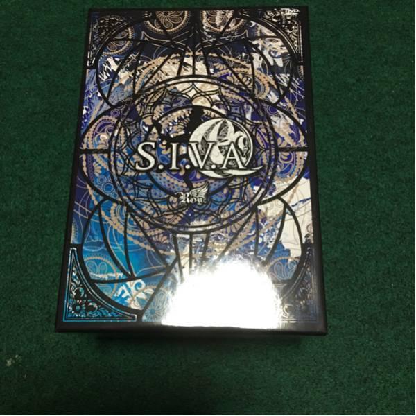 【美品】FC限定品 Royz S.I.V.A DVDBOX 5枚組 ライブグッズの画像