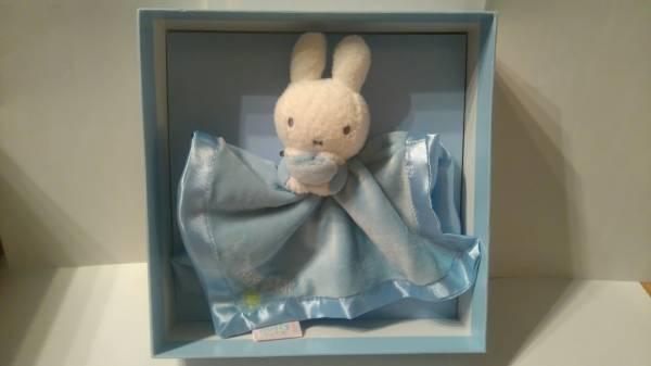 ミッフィーのComfort Blanket 新品未使用箱入り<本場オランダで購入 グッズの画像