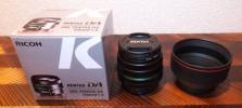 ペンタックス 望遠単焦点レンズ smc PENTAX-DA50mmF1.8 おまけ付き