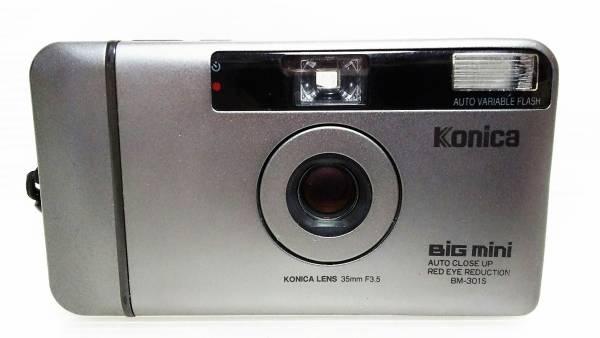 [70] Konica コニカ BiG mini BM-301S カメラ