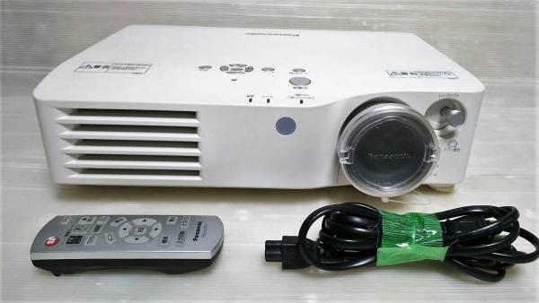 [85] Panasonic 液晶プロジェクター TH-AX100