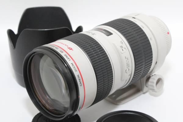 ◆極上品◆Canon キヤノン EF 70-200mm F2.8 L USM