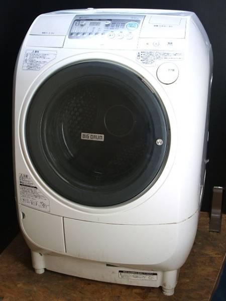 2011年/日立のビッグドラム/ふんわり乾燥/V1300/薄型60cm/4633_画像1