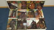 月刊優駿1997年1~12月12冊セット