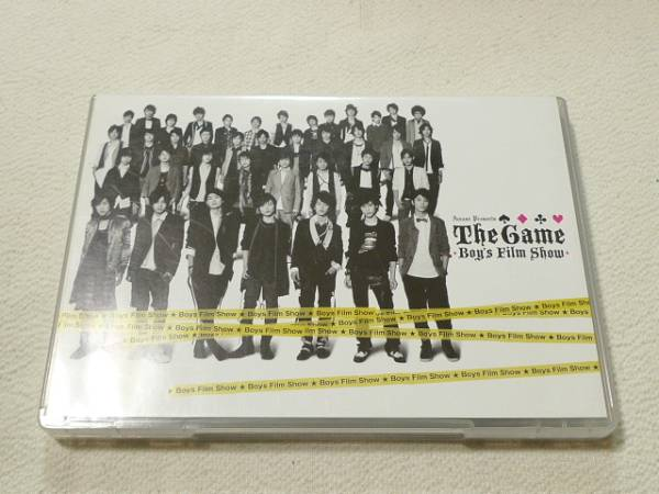 DVD2枚組★ The Game Boy's Film Show ★佐藤健/神木隆之介  グッズの画像