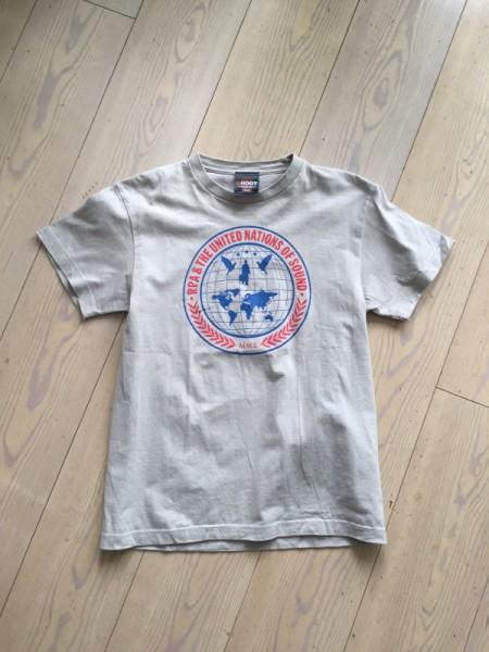 RPA & The United Nations of Sound リチャード・アシュクロフト Tシャツ SHOOT製