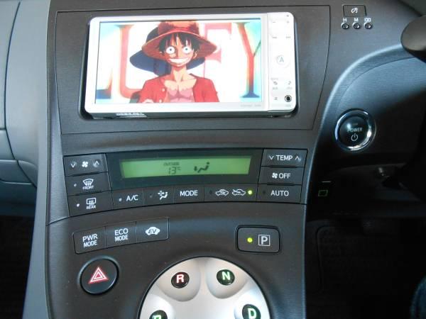 装備多数 22年式 走行42,000キロ 30 G グレード SDナビ HID ドライブレコーダー 付 車検29年8月_SDナビ ワンタッチ式シフトノブ