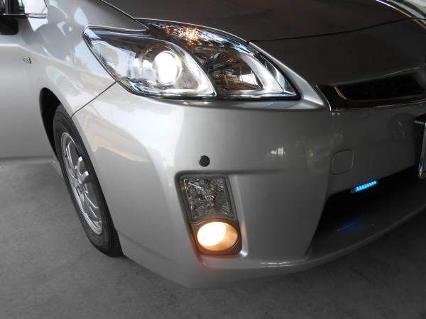 装備多数 22年式 走行42,000キロ 30 G グレード SDナビ HID ドライブレコーダー 付 車検29年8月_HID フォグライト 青色LEDデイライト