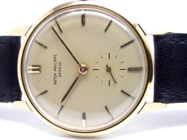 パテックフィリップ カラトラバ  Ref.2598 18K 紳士用 手巻き時計 17-411