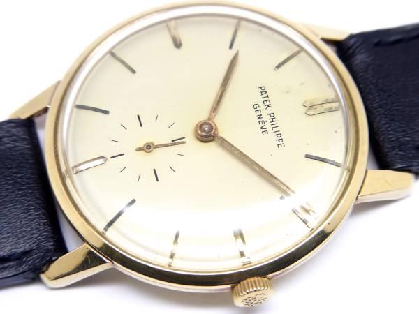 パテックフィリップ カラトラバ  Ref.2598 18K 紳士用 手巻き時計 17-411_画像2