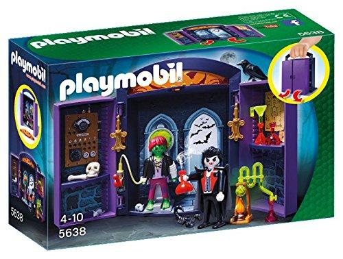 5638 モンスターの城 ポップアップボックス playmobil プレイモービル キャリーケース 新品