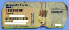◆◇Win7 Pro OEM プロダクトキー おまけ Win7/10DVD4枚付※51