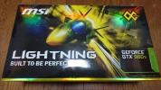 ◇【中古】MSI GeforceGTX 980ti Lightning◇