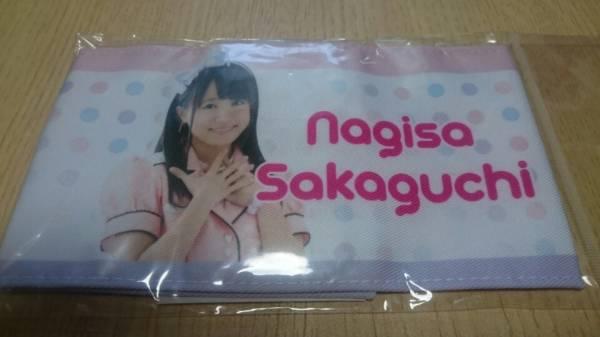 AKB48 坂口渚沙 推しアームバンド(1607) ライブ・総選挙グッズの画像