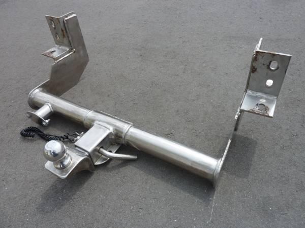 デリカスペースギア 4WD 型式:PD6W ヒッチメンバー