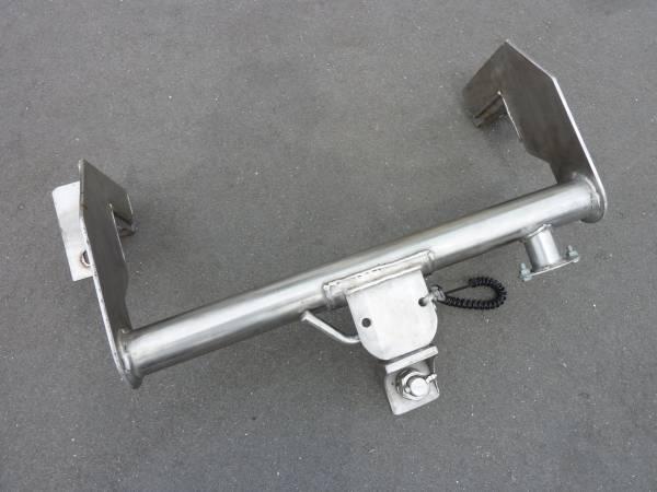 デリカスペースギア 4WD 型式:PD6W ヒッチメンバー_画像2