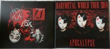 [ limited goods ]BABYMETAL - THE ONE - limitation Blu-ray[BABYMETAL WORLD TOUR 2014 APOCALYPSE]