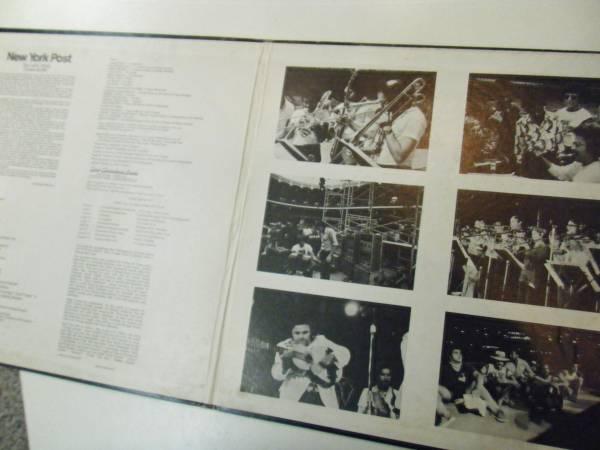ラテン 稀少 LP ファニア・オールスターズ ラテンーソウルーロック 輸入盤 ファニア fania allstars ダブルジャケット_画像2