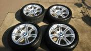 BMW5シリーズF10純正 Mダブルスポーク350M 4本セット 【1000円スタート 最落無し】