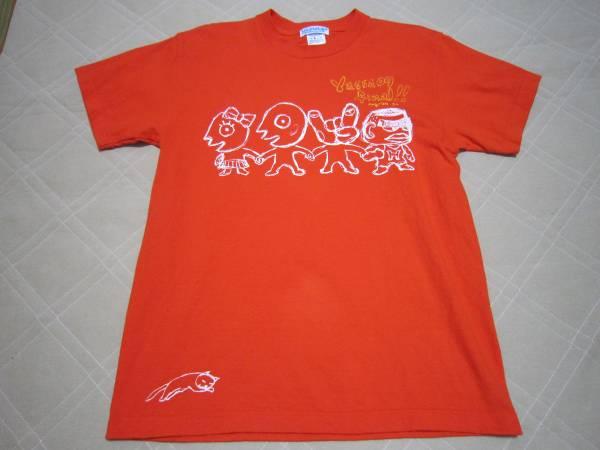 ウルフルズ ヤッサFINAL キャラTシャツ & ヤッサチラシ2004~2009 ライブグッズの画像